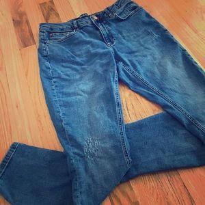 Boden Soho Skinny Jeans-Classic Demin